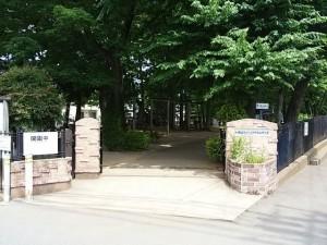小塚山公園のフィールドアスレチック