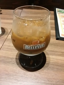 サンフラワー ランチのコーヒー