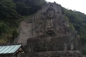 日本寺の大仏さん