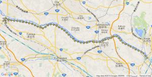 ITM-3 (栗橋から本庄)コース