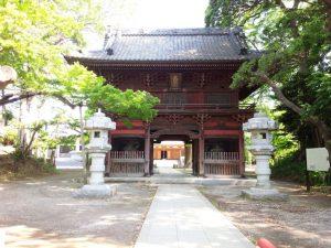 真間山弘法寺