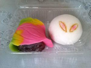 若柳の和菓子
