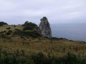 壱岐の猿岩
