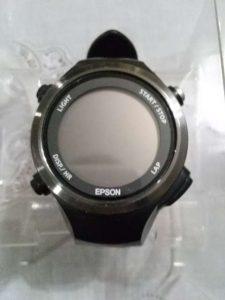 エプソン(EPSON)のGPS付き心拍計「SF-810」