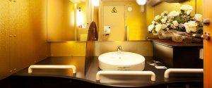 マイフローラのトイレ