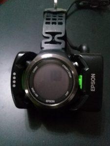 エプソンのGPS付き心拍計SF-810